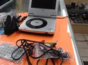 COBY Portable DVD Player TF-DVD5010